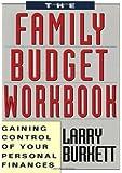 Family Budget Workbook