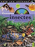 echange, troc Rodolphe Rougerie - Etonnants insectes