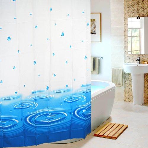 Teen Shower Curtain front-1076238