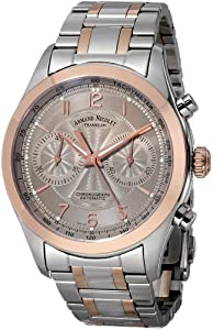 Armand Nicolet Men's 8744A-GS-M8740 M02 Classic Two-Toned Stainless Steel Automatic Watch from Armand Nicolet