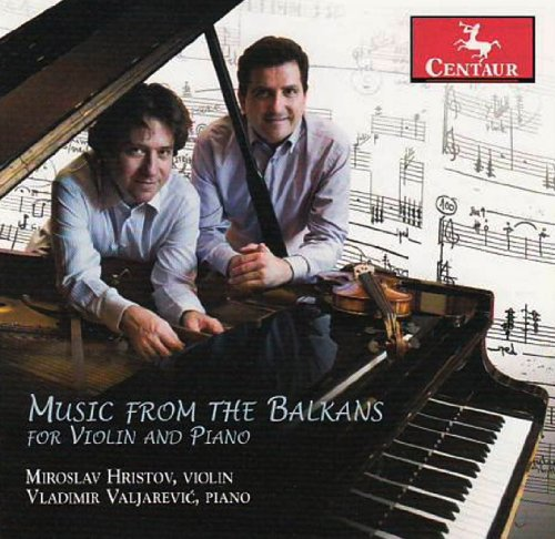 Buy Music From the Balkans for Violin & Piano From amazon