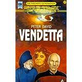 """Star Trek, Die n�chste Generation, Vendettavon """"Peter David"""""""