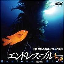 エンドレス・ブルー/世界屈指の海中に広がる楽園 [DVD]