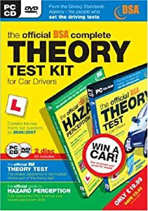 The Official DSA Complete Theory Test Kit (2006/2007) (PC/DVD)