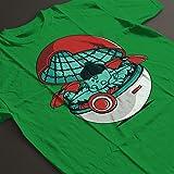 Green-Pokehouse-Bulbasaur-Pokemon-Womens-T-Shirt