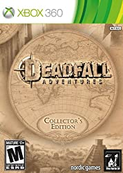 Deadfall Adventures (Collector's Edition) -Xbox 360