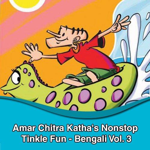 Amar-Chitra-Kathas-Nonstop-Tinkle-Fun-Vol-3-Bengali-Set-of-4-books