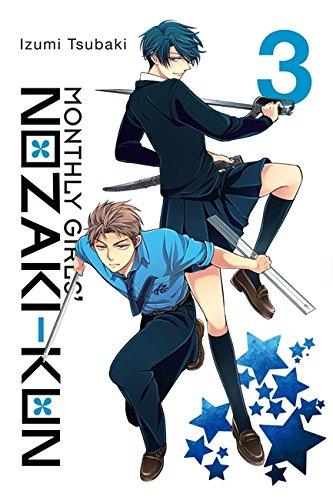 Monthly Girls Nozaki-kun, Vol. 3 [Tsubaki, Izumi] (Tapa Blanda)