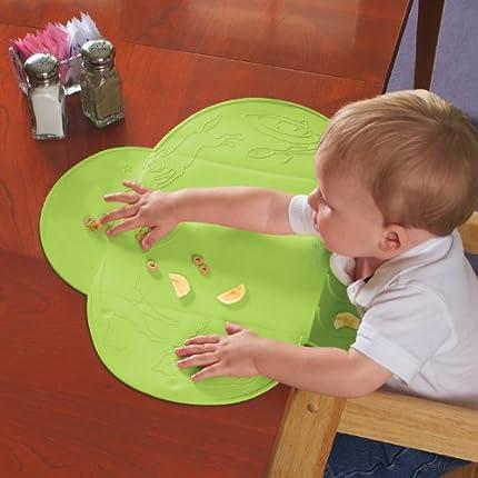 Summer Infant 便携式宝宝抗菌餐垫 Tiny Diner Portab...