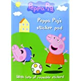 Peppa Pig's Sticker Padby Alligator Books