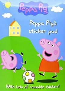 """Peppa Pig Libro """"Activity"""" Pintura Y Pegatinas: Amazon.es"""