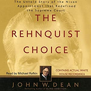 The Rehnquist Choice Audiobook