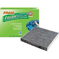 FRAM CF10134 Fresh Breeze Cabin Air Filter with Arm & Hammer