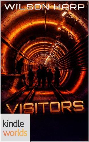 Silo Saga: Visitors (Kindle Worlds Novella) (Hart's Folly #2)