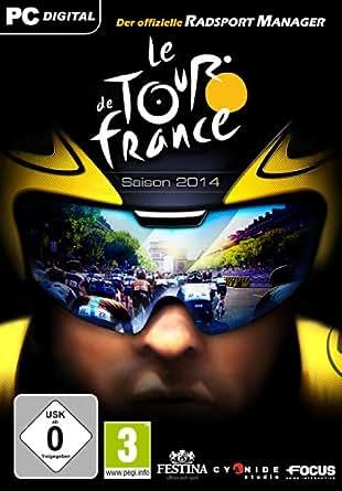 Tour de France 2014: Der offizielle Radsport Manager [PC Steam Code]
