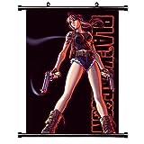 Black Lagoon Anime Fabric Wall Scroll Poster (16