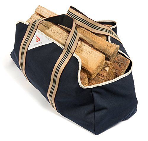 firecorner-collapsible-dust-proof-canvas-firewood-log-carrier-fire-basket