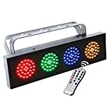 LED Color DJ Bank Wash Light by Adkins Professional Lighting