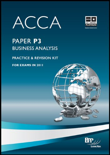 ACCA - P3 Business Analysis (Revision Kit)