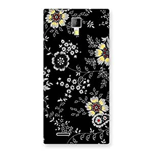 Special Classic Flower Back Case Cover for Micromax Canvas Xpress A99
