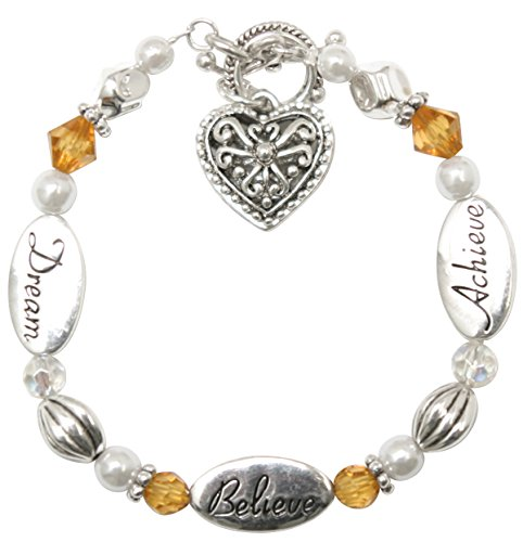 Expressively Yours Bracelet, Dream, Believe, Achieve