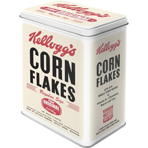 Kellogg's Corn Flakes Retro