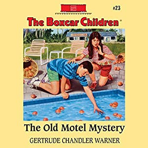 The Old Motel Mystery Audiobook