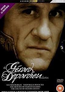The Gerard Depardieu Collection [DVD]
