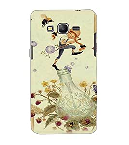 PrintDhaba Cartoon D-2655 Back Case Cover for SAMSUNG GALAXY GRAND PRIME (Multi-Coloured)