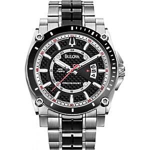 Bulova 98B180 Mens Champlain Precisionist Watch