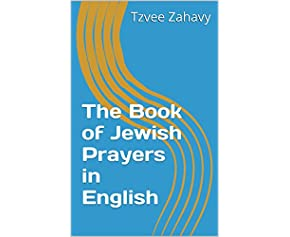 The Book of Jewish Prayers in English