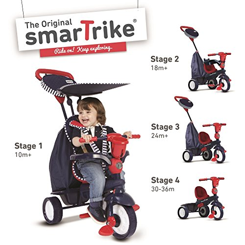Smart Trike Touch Steering Spirit Navy