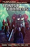 img - for Transformers: More Than Meets The Eye Volume 1 (The Transformers: More Than Meets the Eye) book / textbook / text book
