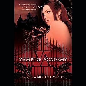 Vampire Academy Audiobook