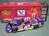 Johnny Benson Fozzie Muppets Valvoline #10 Nascar (ナスカー) ダイキャスト 1/24 限定品 ミニカー ダイキャスト 車 自動車 ミニチュア 模型 (並行輸入)