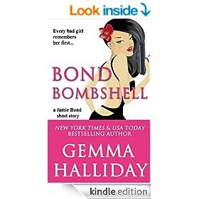 Bond Bombshell (Jamie Bond Mysteries Book 3)