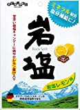 扇雀飴本舗 岩塩キャンデー レモン味 85g×6袋