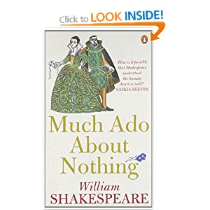 an analysis of the outline of much ado about nothing by william shakespeare Much ado about nothing: much ado about nothing, comedy in five acts by william shakespeare, written probably in 1598–99 and printed in a quarto edition from the author's own manuscript in 1600.