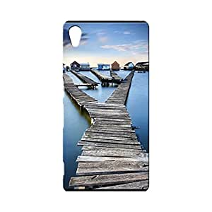 BLUEDIO Designer Printed Back case cover for Sony Xperia Z4 - G1728