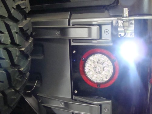 2-Jeep-CJ-YJ-JK-TJ-LED-Backup-Light-78-Super-Bright-with-wiring-INCLUDED-ONE-PAIR-OF-LIGHTS