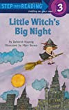 img - for Little Witch's Big Night (Step into Reading) book / textbook / text book