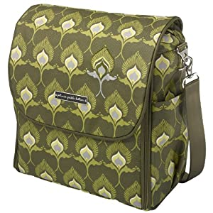 Petunia Pickle Bottom **NEW FALL 2013** Boxy Backpack- Sleepy in Segovia