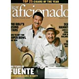 Cigar Aficionado Volume 20, No. 2, February 2012 (Feature) 100 Years of Fuente + 101 Cigars Rated