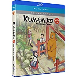 Kuma Miko: The Complete Series [Blu-ray]