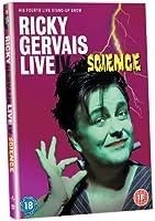 Ricky Gervais Live IV - Science [DVD]