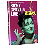 Ricky Gervais Live IV - Science [DVD]by UNIVERSAL PICTURES