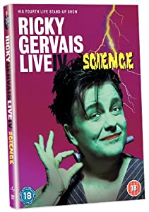 Ricky Gervais Live IV - Science [DVD]