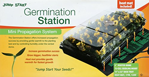 Hydrofarm CK64050 Germination Station with Heat Mat variant