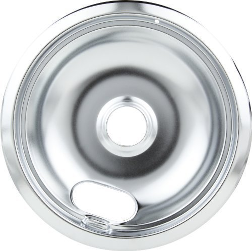 General Electric WB32X106 8-Inch Drip Pan by GE (Ge Jp201cbss compare prices)