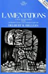 Lamentations (Anchor Bible Commentaries)